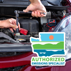 Emission Repair Service in Seattle and Ballard, WA