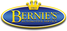 Bernie's Automotive Service Logo